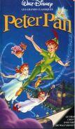 Peter Pan 1996 France VHS