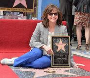 Sally Field Walk of Fame