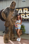 Snooki and Chewie