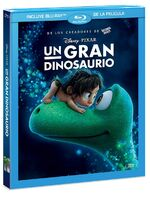 The Good Dinosaur Blu-Ray México