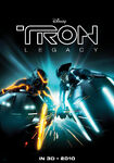 Tron Legacy Clash Poster