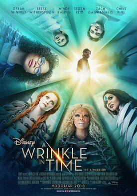 A Wrinkle in Time Nederlandse poster
