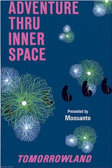 Adventure Thru Inner Space Poster