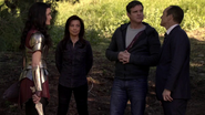 Agents of S.H.I.E.L.D. - 2x22 - Who You Really Are - Sif, May Vin-Tak and Coulson