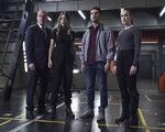 Agents of S.H.I.E.L.D. - 7x09 - As I Have Always Been - Photography - Coulson, Daisy, Deke and Jemma