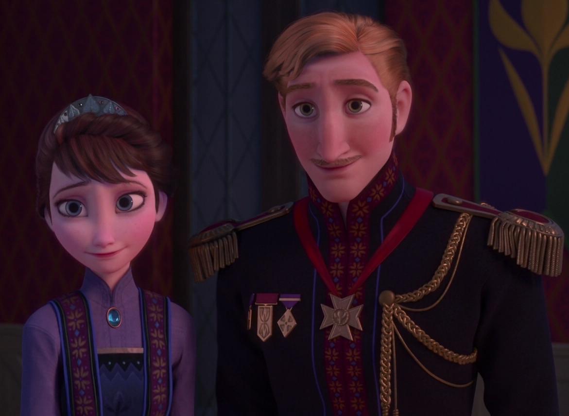 Image result for frozen parents