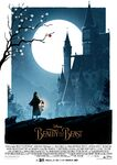 BeautyAndTheBeast2017SecondAlternativePoster