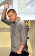 Channing Tatum Comic Con