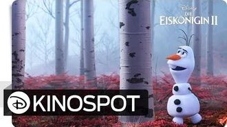 DIE EISKÖNIGIN 2 – Kinospot- Hildegard - Disney HD