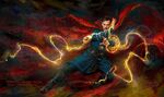 Doctor Strange Concept Art