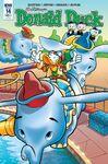 DonaldDuck 381 Dumbo cover
