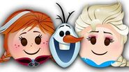 Frozen as told by Emoji Disney