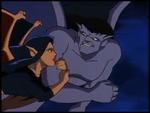 Goliath & Elisa (Gargoyles) - The Mirror