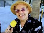 Joe Alaskey Yellow Mic