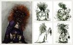 Lucretia Rapunzel concept art