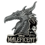 Maleficent and Dragon 2014 Pin