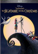 Nightmare before christmas dvd 2018