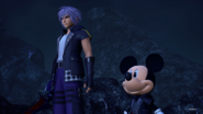 Riku and Mickey KHIII