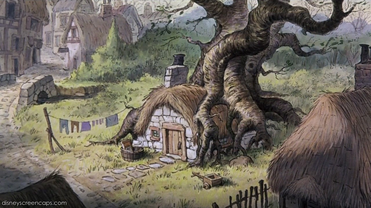 The Rabbitsu0027 Small Cottage