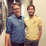 Sam Levine and Thomas Middleditch