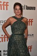 Shailene Woodley TIFF
