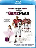 The Game Plan Blu-Ray