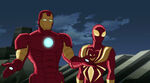 Ultimate Spider-Man - Iron Man and Iron-Spider