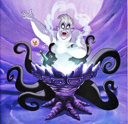 Walt-Disney-Book-Images-Ursula-walt-disney-characters-35271406-1581-1528