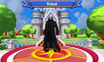 Yokai Disney Magic Kingdoms Welcome Screen