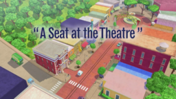 A Seat at the Theatre title card