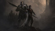 Algrim and Malekith Concept Art