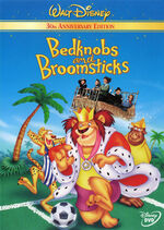 BedknobsAndBroomsticks 30thAnniversary DVD