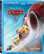 Cars3 Bluray