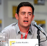 Colin Hanks SDCC