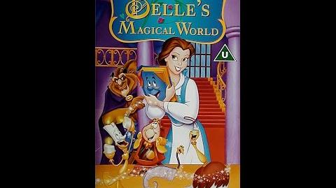Digitized opening to Belle's Magical World (UK VHS)