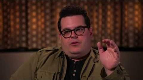 "Disney's ""Frozen Northern Lights"" Josh Gad Soundbites"