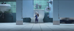 Judy Mau ke Toilet