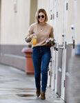 Lucy Hale LA stroll