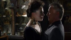 Once Upon a Time - 6x06 - Dark Waters - Evil Queen and Gold