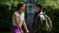 Once Upon a Time - 7x01 - Hyperion Heights - Regina and Henry