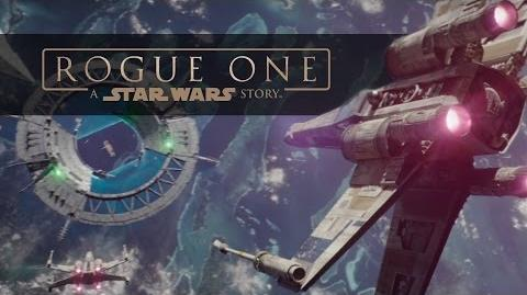 "Rogue One A Star Wars Story ""Tonight"""