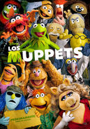 TheMuppets Spain Poster