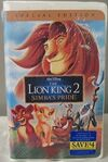The Lion King II 2004 Special Edition VHS