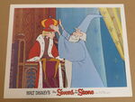 The sword in the stone lobby card