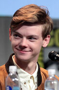Thomas Brodie-Sangster SDCC