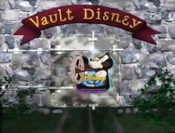 Vault Disney intro