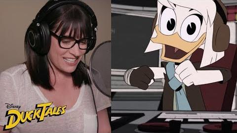 Voice of Della Duck DuckTales Disney Channel