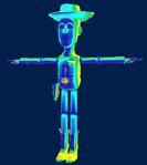 Woody modelo KH