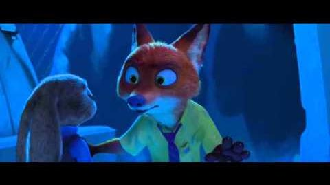 """Fur Of A Skunk"" clip - Zootopia"