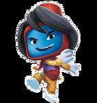 Aladdin DU Render